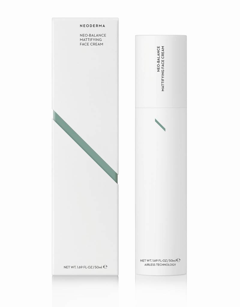 Neoderma Neoderma Neo-Balance Mattifying Face Cream