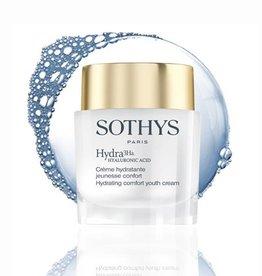 Sothys Hydra 3Ha Creme Hydratante Jeunesse Confort