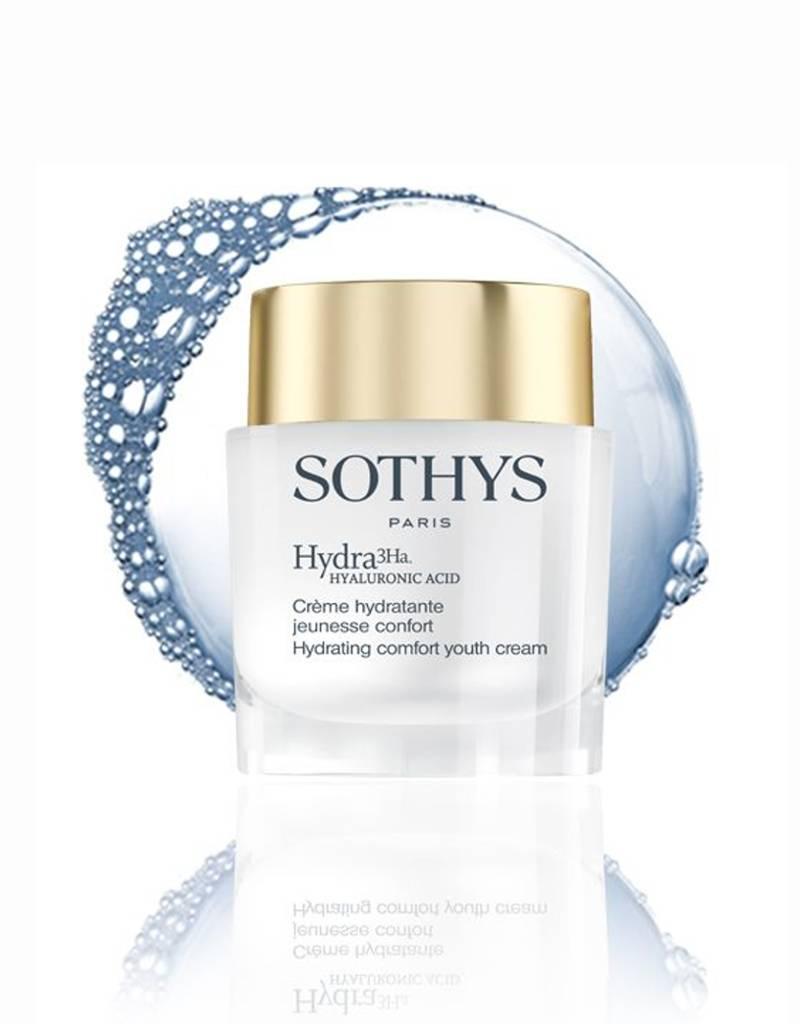 Sothys Sothys Hydra 3Ha Creme Hydratante Jeunesse Confort