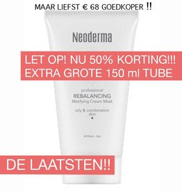 Neoderma Rebalancing Matifying Cream Mask Tube 150 ml