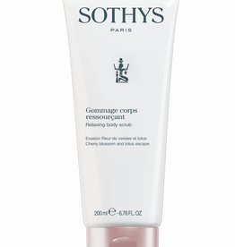 Sothys Relaxing Body Scrub
