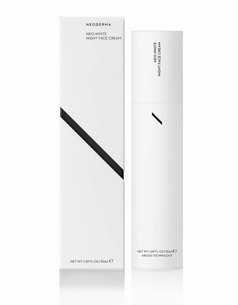 Neoderma Neoderma Neo-White Night Face Cream