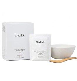 Medik8 Activated Charcoal Refining Mask - Kit de démarrage