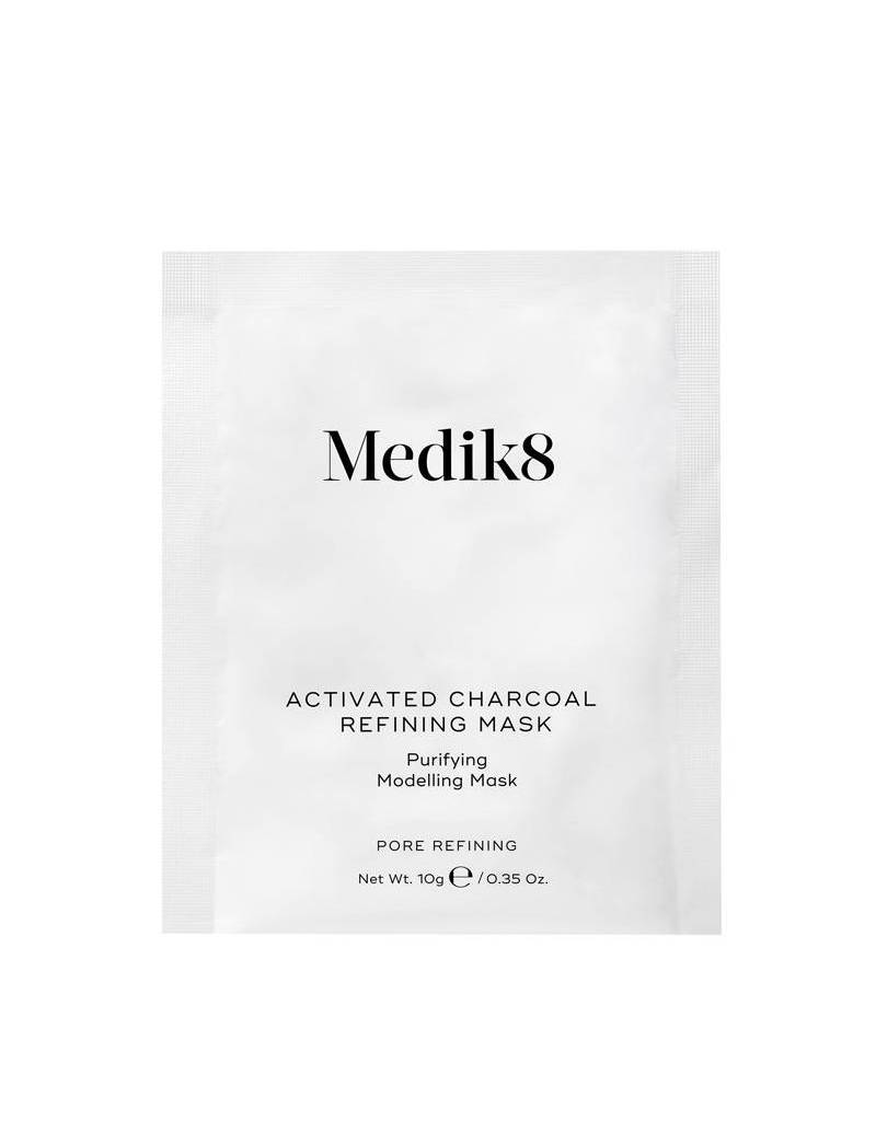 Medik8 Medik8 Activated Charcoal Refining Mask - Starters Kit
