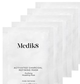 Medik8 Activated Charcoal Refining Mask - Trousse de suivi