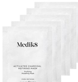Medik8 Aktivkohle-Veredelungsmaske – Nachsorge-Kit