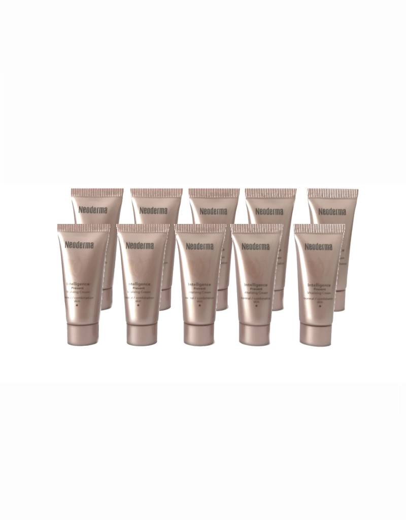Neoderma Samples 10x  5 ml Neoderma Anti Rimpel Prevent Cream - Copy