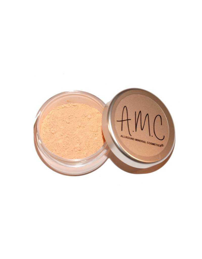 AMC AMC Matte Foundation Warm Light