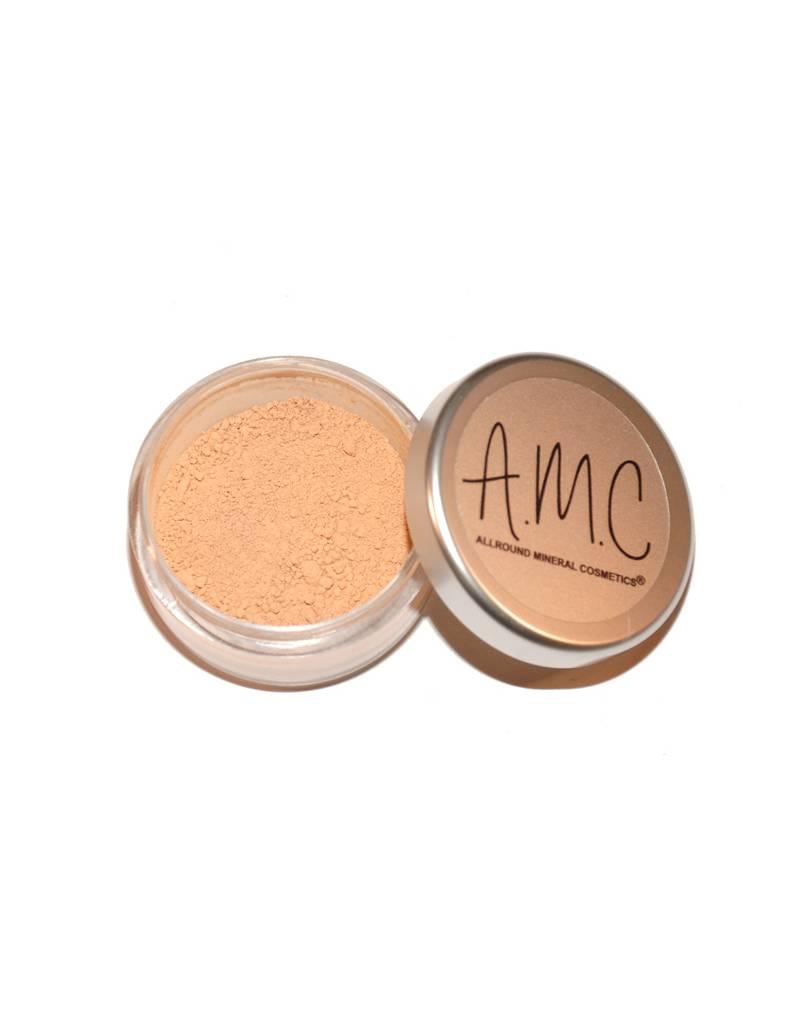AMC AMC Matte Foundation Warm Medium