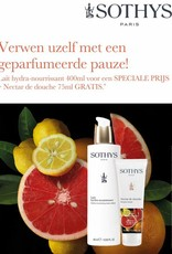 Sothys Sothys Coffret Promo : Body Lotion Hydra-Nourrisant 400 ml MOINS CHER + Nectar Shower Gel GRATUIT