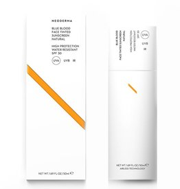 Neoderma Blue Blood Face Tinted Sunscreen Natural SPF30