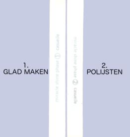Divers 2-fasen Polijst Nagelvijl