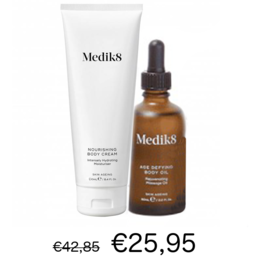 Medik8 Duo Body Cream 150 ml + Body Oil