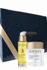 Sothys Sothys Kadobox Duo: Creme Nutritive Confort + Elixir Relipidant