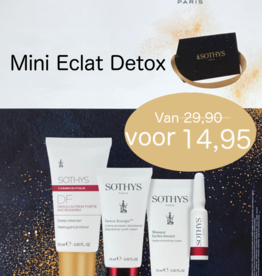 Sothys Mini Kit Eclat Detox
