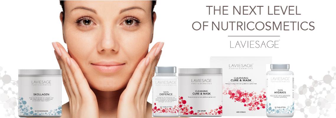 LavieSage - Next Level Of Nutricosmetics