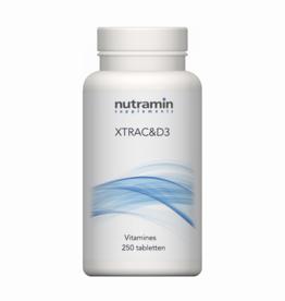 Nutramin XtraC&D3 250
