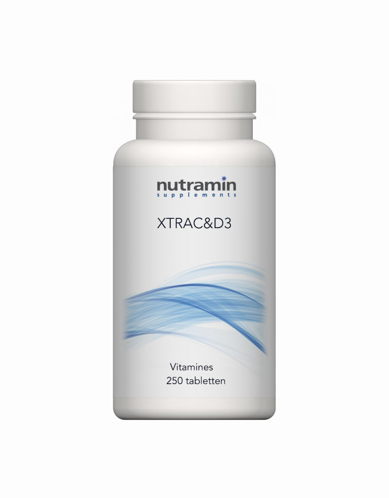 Nutramin Nutramin XtraC&D3 250