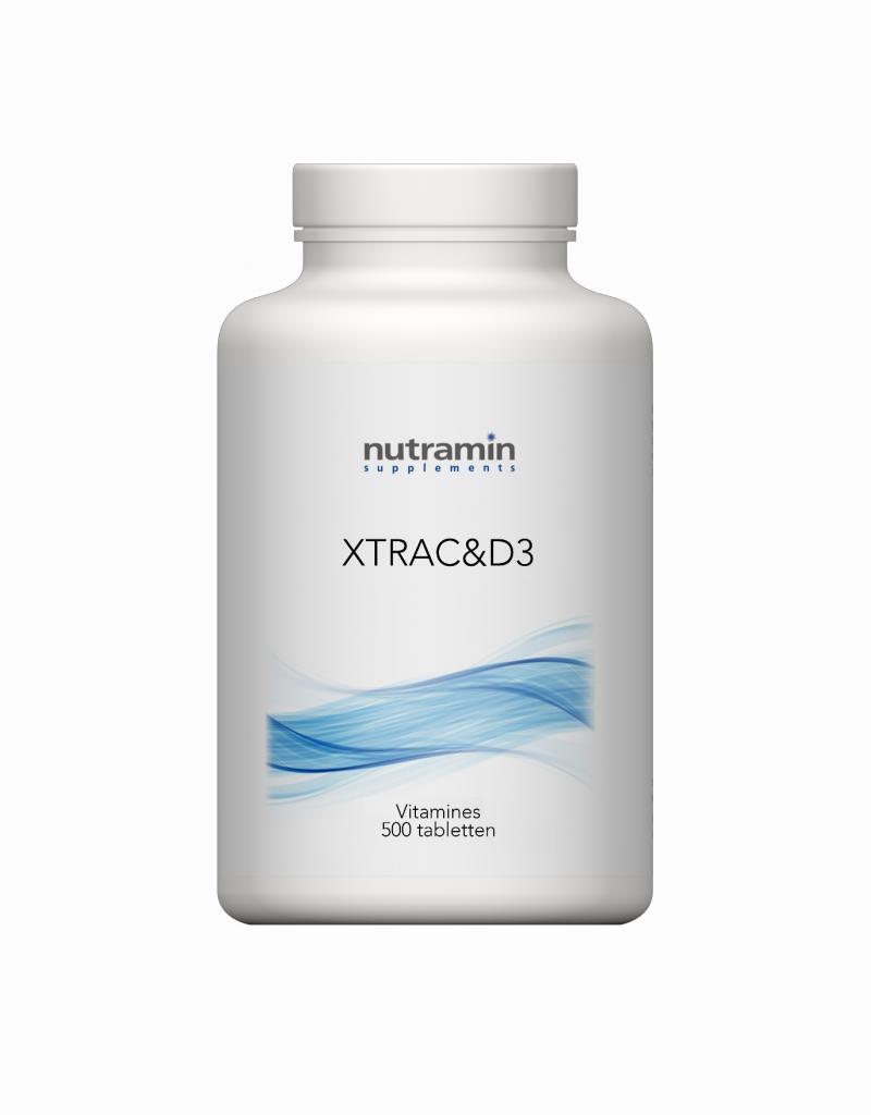 Nutramin Nutramin XtraC&D3 500