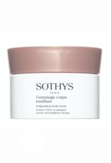 Sothys Body Scrub - Gommage Corps Tonifiant  Evasion Citron et Petitgrain