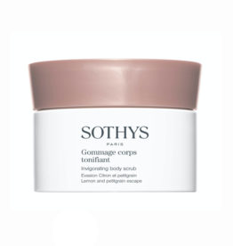 Sothys Body Scrub - Gommage Corps Tonifiant