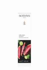 Sothys Sothys Lait Corps Lumière - Illuminating Body Lotion - Watermeloen Lime