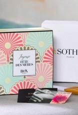 Sothys Emballé GRATUITEMENT dans un coffret cadeau de luxe pour la fête des mères?