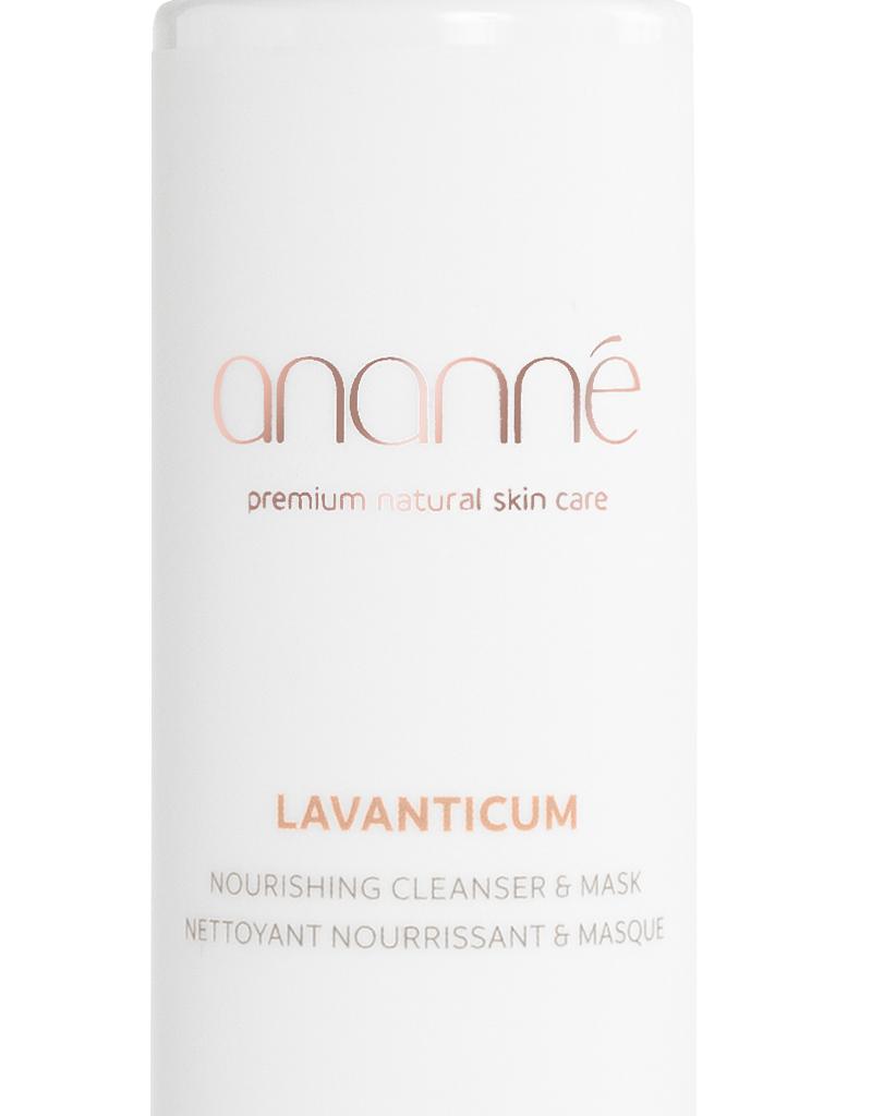 Ananné Ananné Lavanticum Nourishing Cleanser & Mask