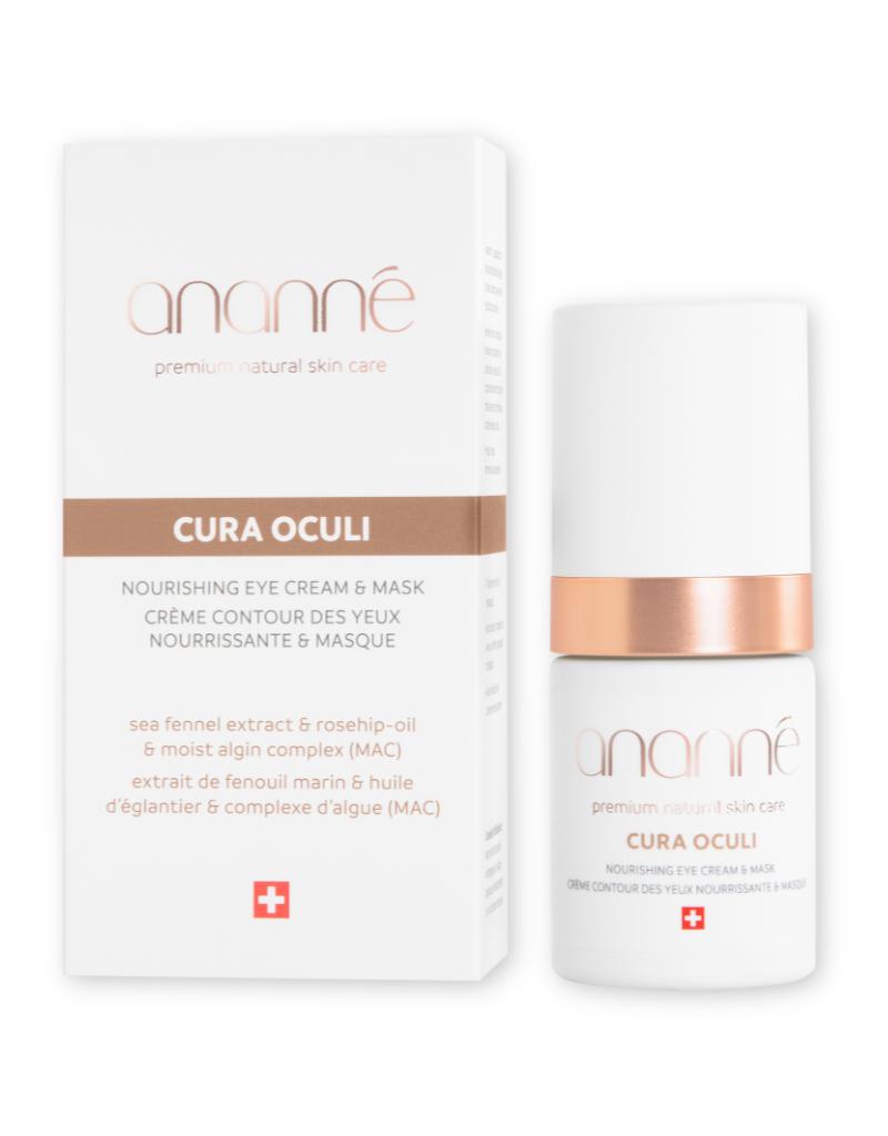 Ananné Ananné Cura Oculi Nourishing Eye Cream & Mask