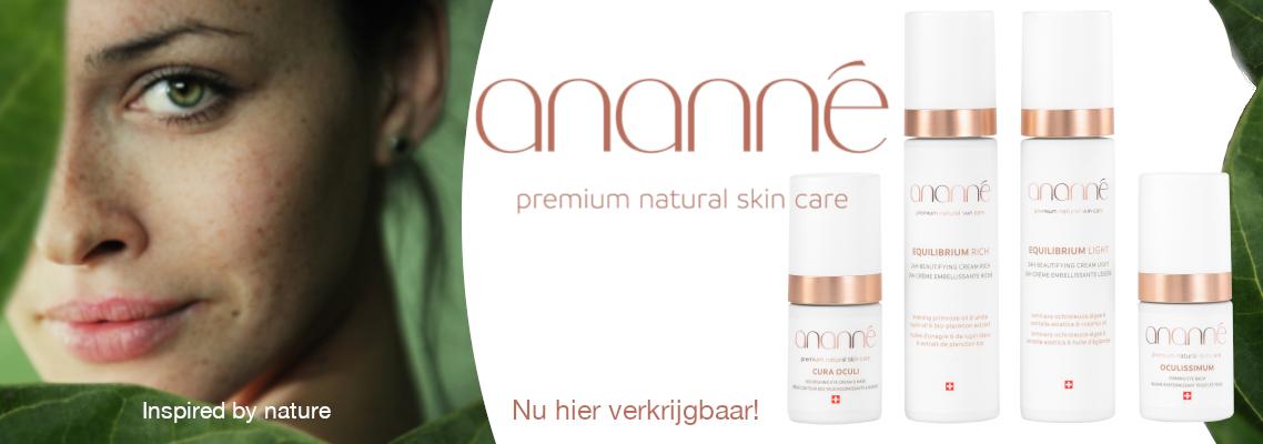 Ananné Natural Skin Care Nu Hier Verkrijgbaar!