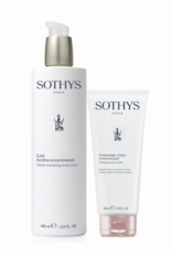 Sothys Sothys Promo Duo Body Lotion Hydra Nourrissant 400 ml + Relaxing Body Scrub Cerisier Et Lotus 200 ml
