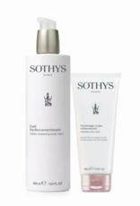 Sothys Sothys Promo Duo Body Lotion Hydra Nourrissant 400 ml + Gommage Corps Ressourçant Evasion Fleur Cerisier Et Lotus 200 ml