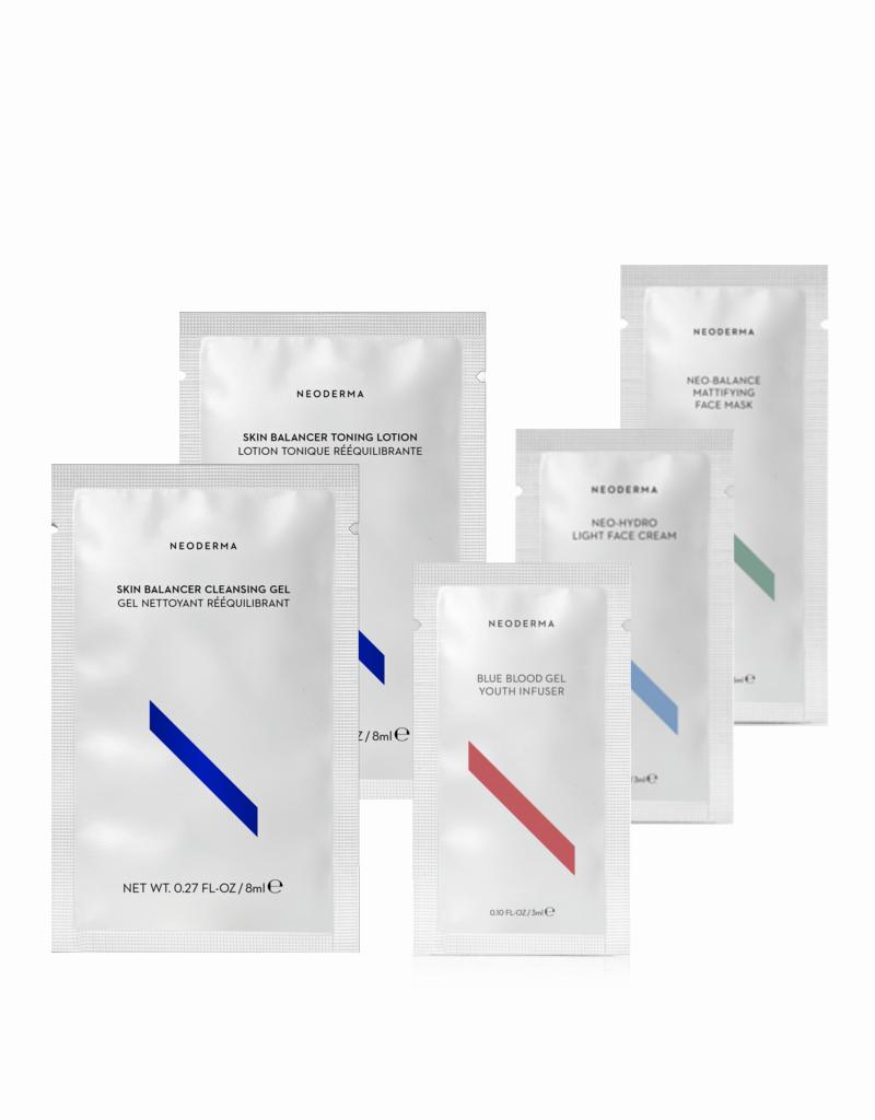 Neoderma Neoderma Test Package Anti Acné 1