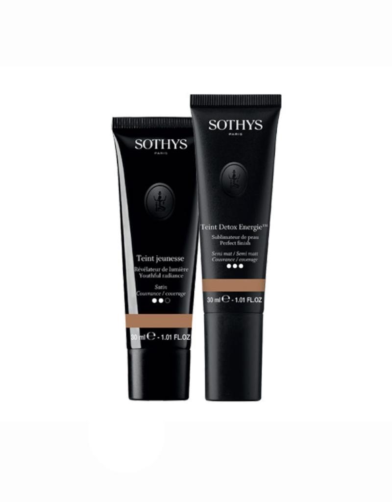 Sothys Sothys Teint Detox Energie Semi-Mat - W10 Ivoire