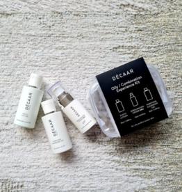 Decaar Oily & Combination Skin Experience Kit