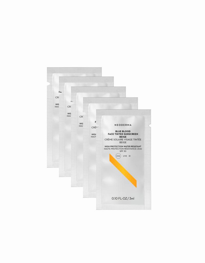 Neoderma Vakantie Reispakket Neoderma Sunscreen Beige SPF30