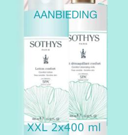 Sothys Promo 2021 Duo Confort SPA 2x400 ml