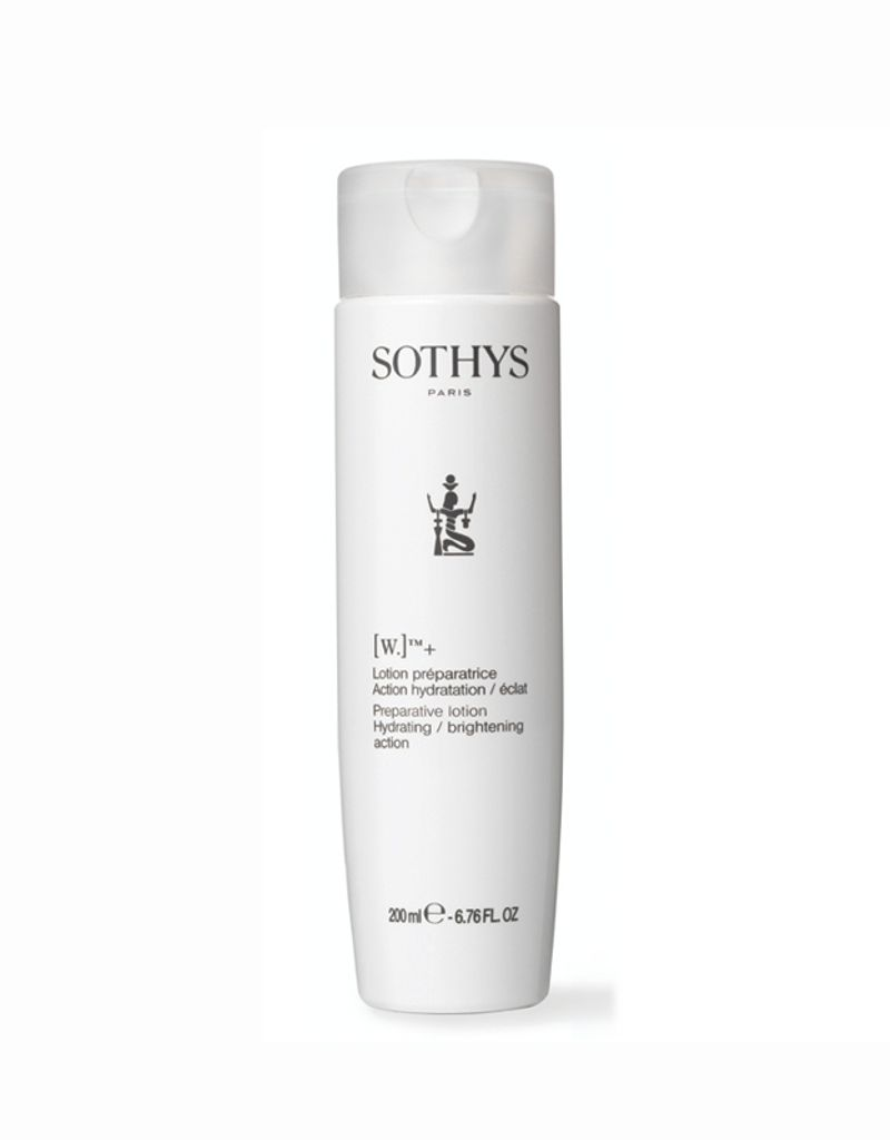 Sothys Sothys Lotion Preparatrice Action Hydration Eclat W+