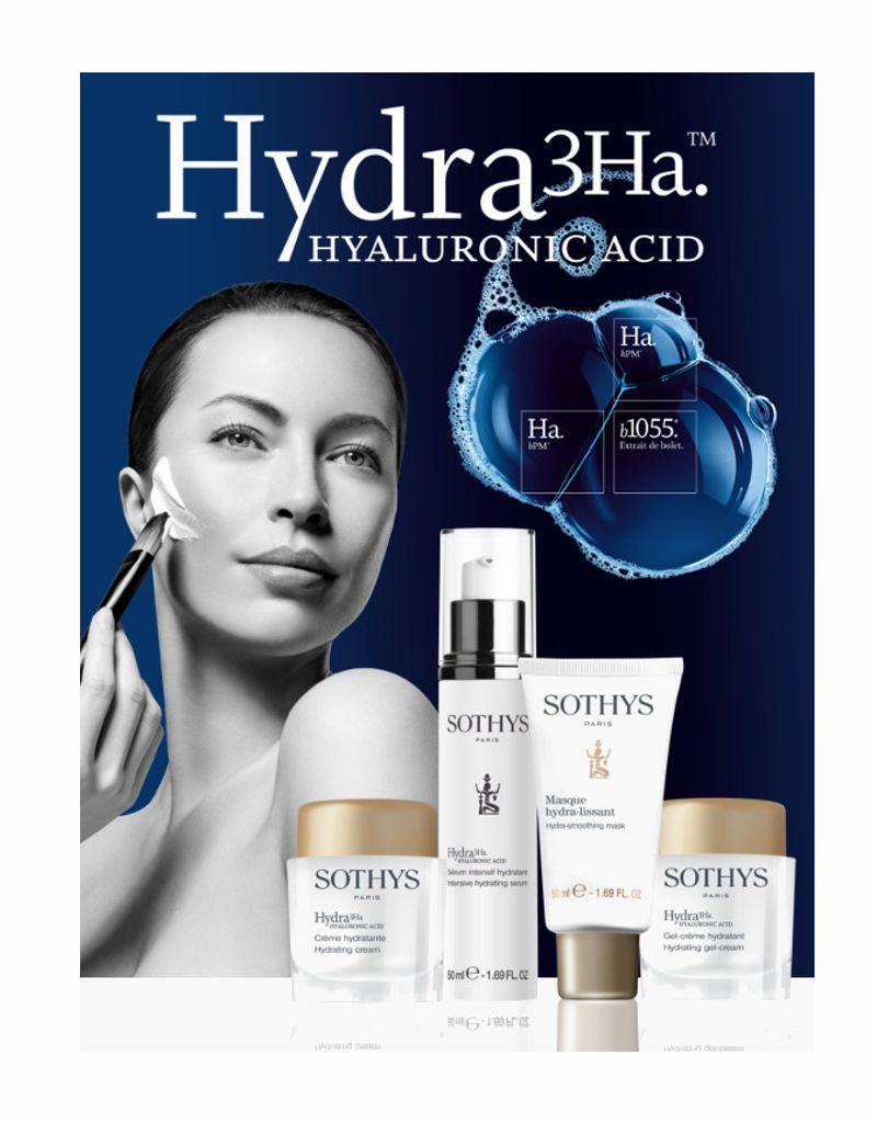 Sothys Sothys Hydra 3Ha Crème Hydratante Jeunesse