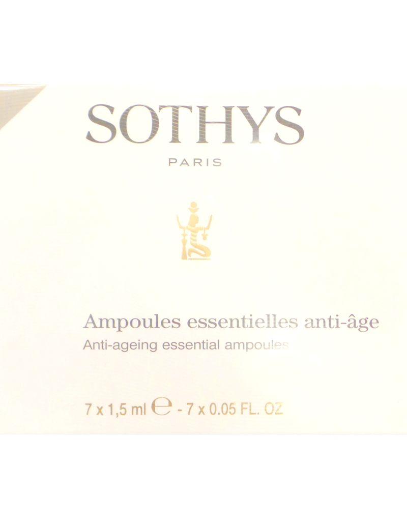 Sothys Sothys Ampoulles Essentielles Anti-Age
