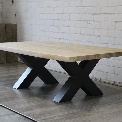 De mooiste houten eiken tafelbladen van de Veluwe!