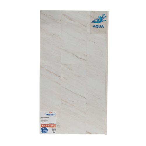 Laminaat Aquastone white