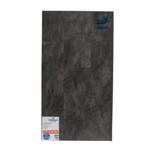 Laminaat Aquastone black