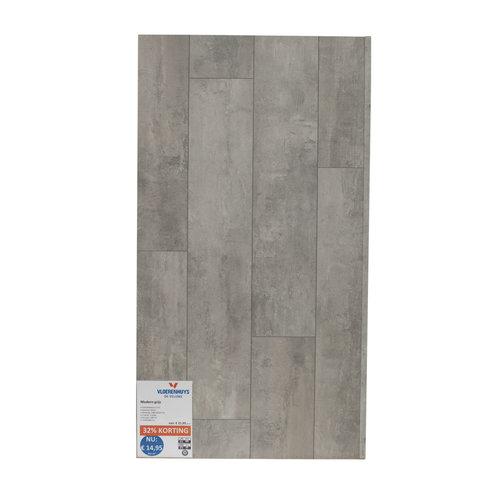 Laminaat Modern grijs