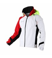 Slam WIN-D Offshore / Racing Jacket - White/Red (E15)