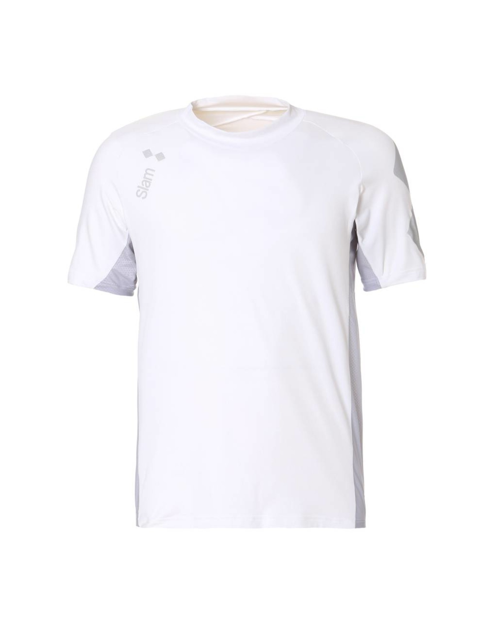 Slam WIN-D BREEZE T-SHIRT SS Heren shirt - Wit/Silver (095)