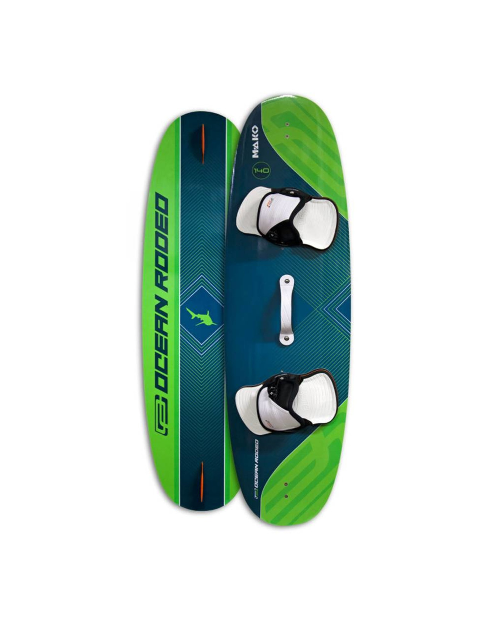 Ocean Rodeo Mako, 140cm - Blue / Green
