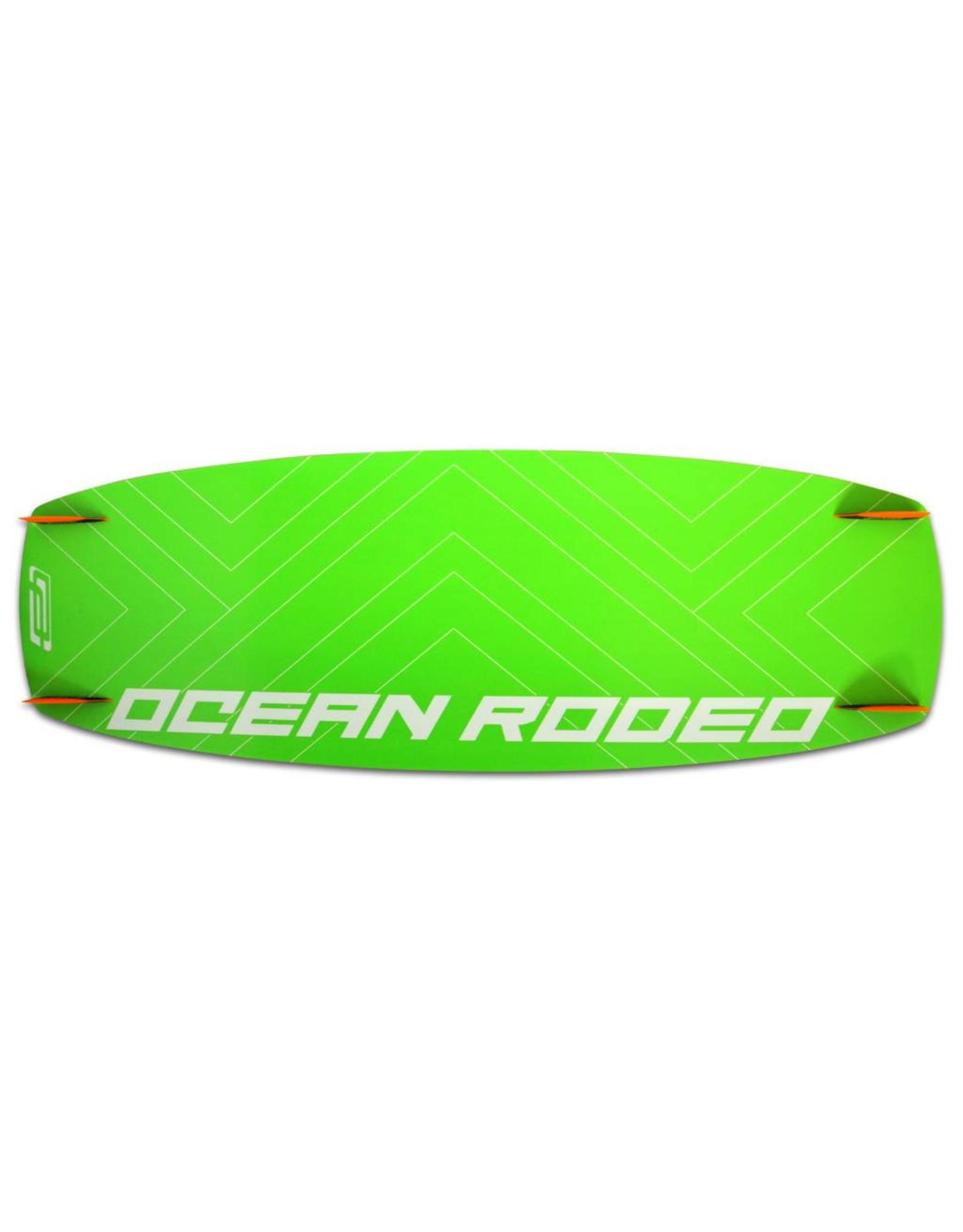 Ocean Rodeo Orgin, 142cm - Groen / Zwart