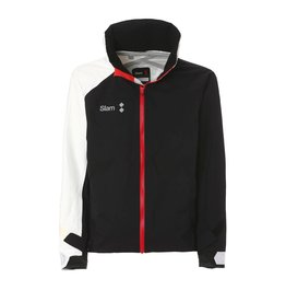 Slam WIN-D 3 Offshore/Coastal Jacket - Wit/Zwart (278)