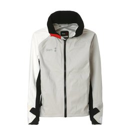 Slam WIN-D 3 Offshore/Coastal Jacket - Black/white/Grey (E38)